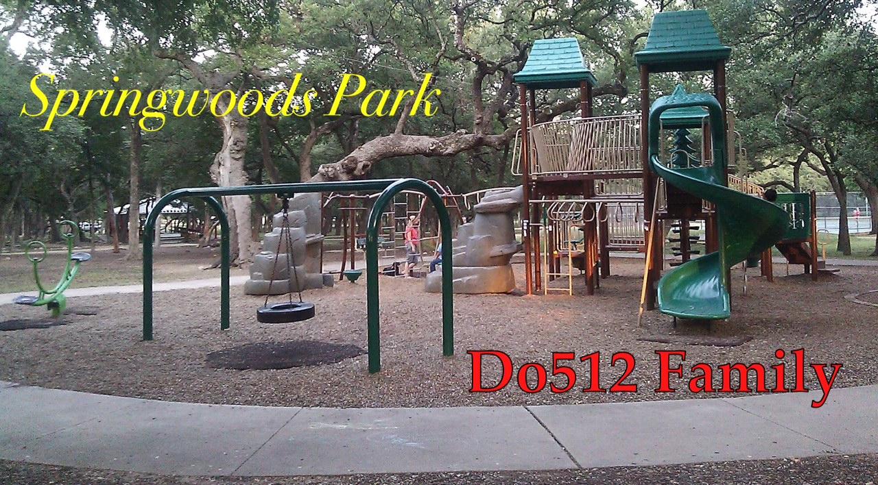 Parks Around Austin Springwoods Park On Anderson Mill