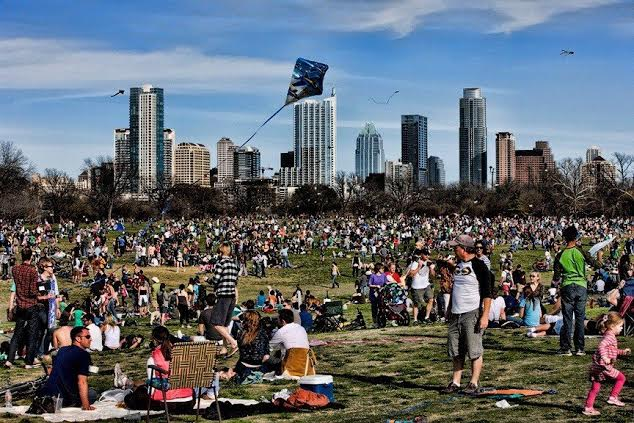 Magic Season Spring Events In Austin Do512 Family