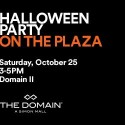 Halloween Party at The Domain