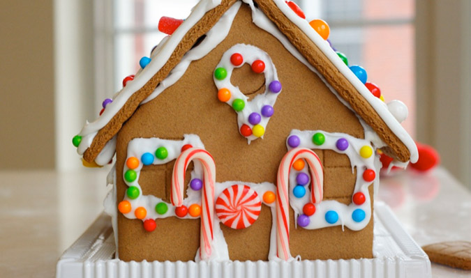 Thinkery gingerbread workshops do512 family Make your own gingerbread house online