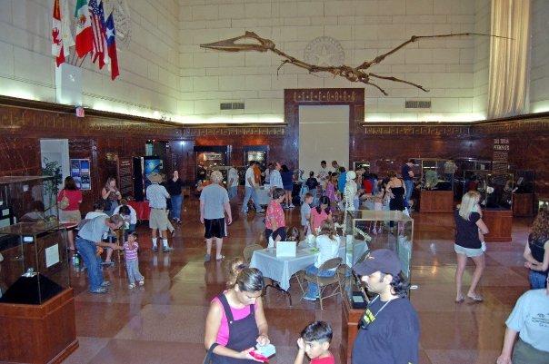 Foyer Museum Utah : Texas wildlife day at the memorial museum do family