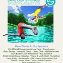 2nd Annual Save Our Springs Fest at Barton Springs