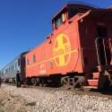 Riding the Rails on the Austin Steam Train