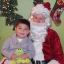 Big Frog 4th Anniversary Party with Santa