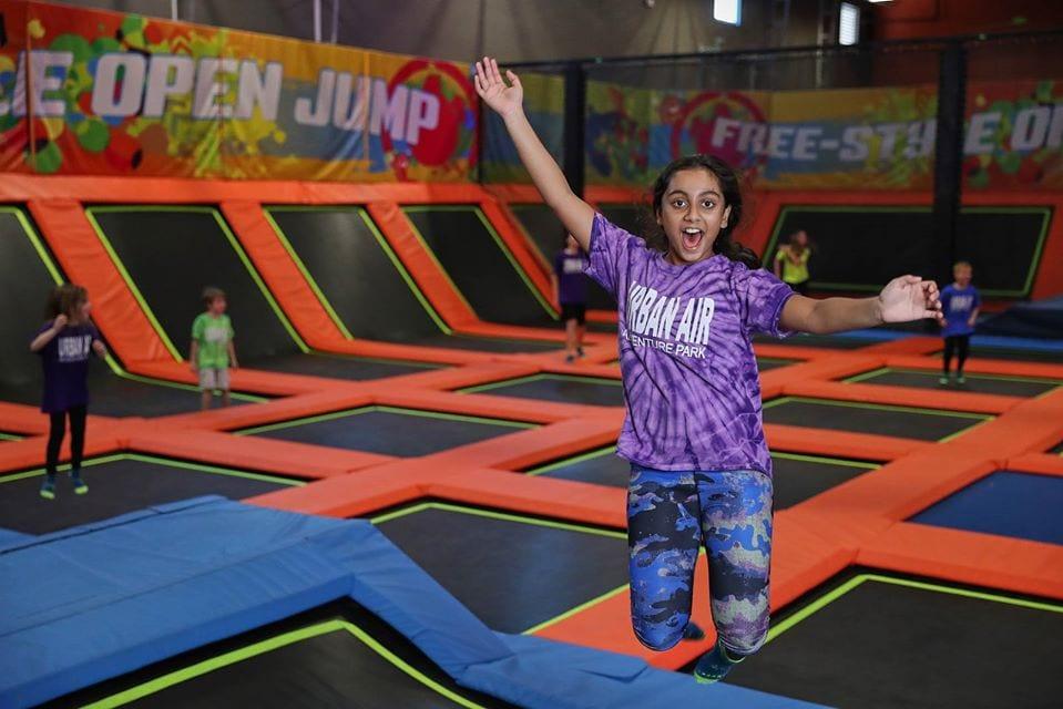 Jump Into Family Fun At Urban Air Adventure Park Do512 Family