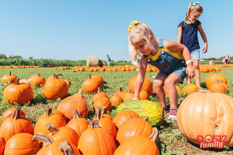 Top 10 Pumpkin Patches Around Austin – Do512 Family